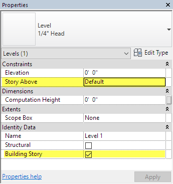 rvt-level-001