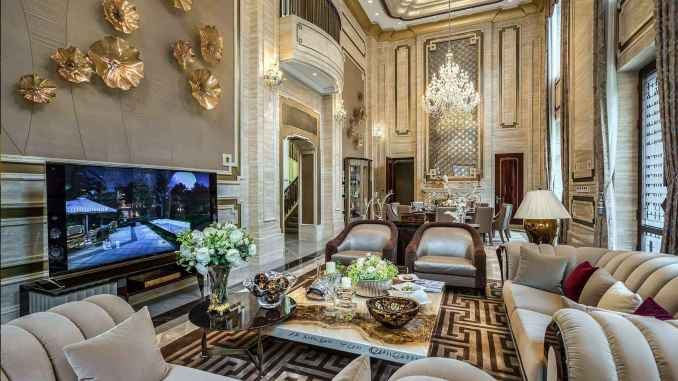 28 Neoclassicism interior design Idea
