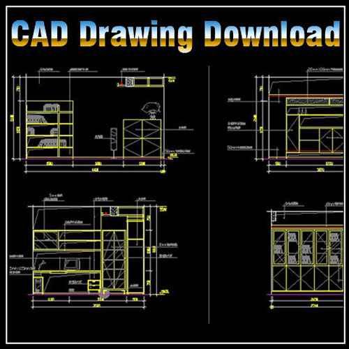 Study Room Design Drawings V.1