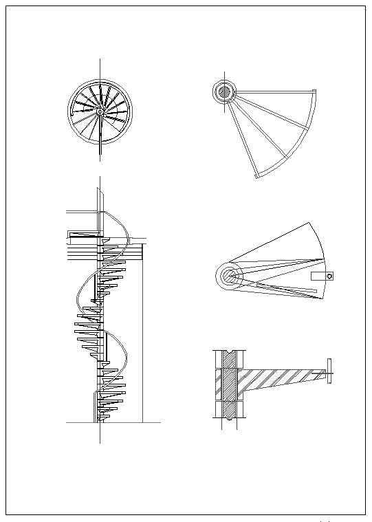 ornamental stair parts
