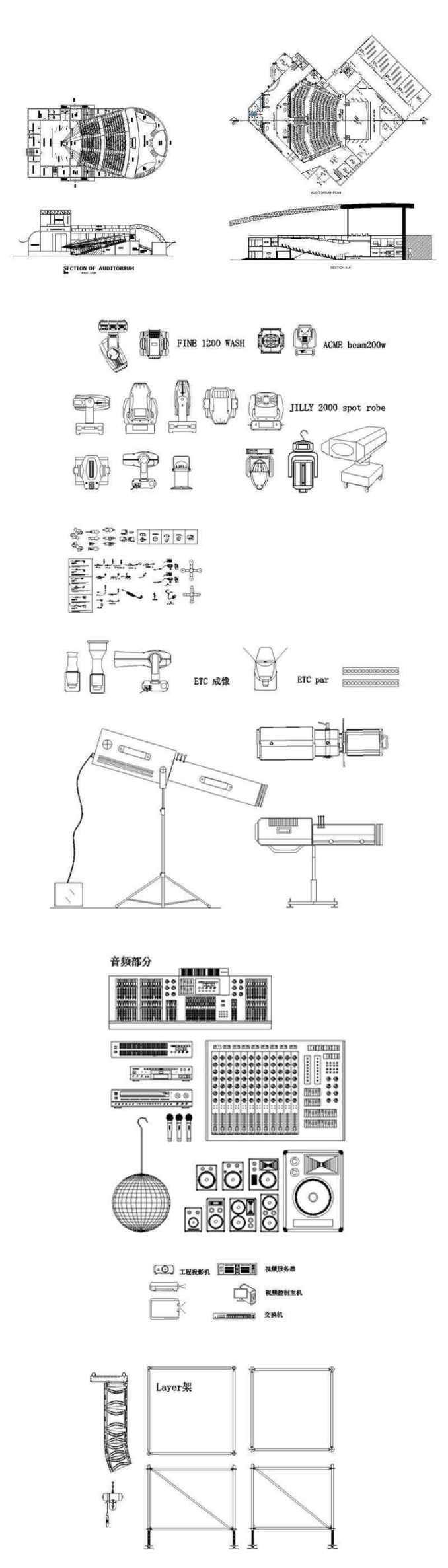 Interior Design Cad Design Details Elevation Collection V 2