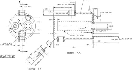 Photo : Hvac Mechanical Plumbing Electrical Mep Cad