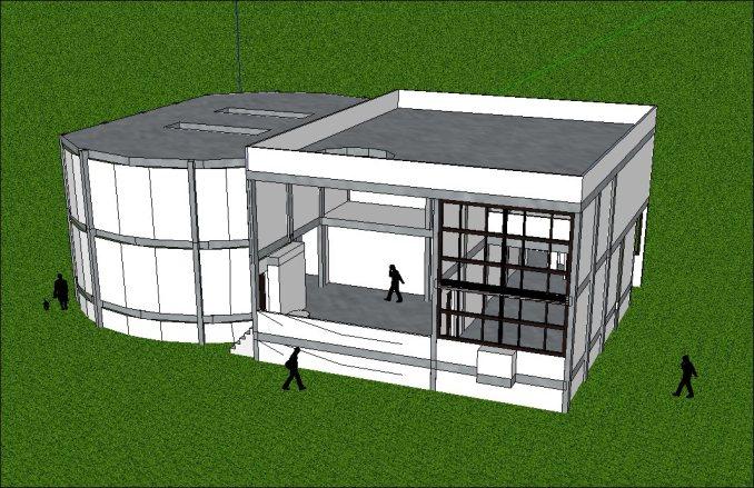 【建築大師Sketchup Models-Le Corbusier 勒·柯比意 精選24件建築3D模型】