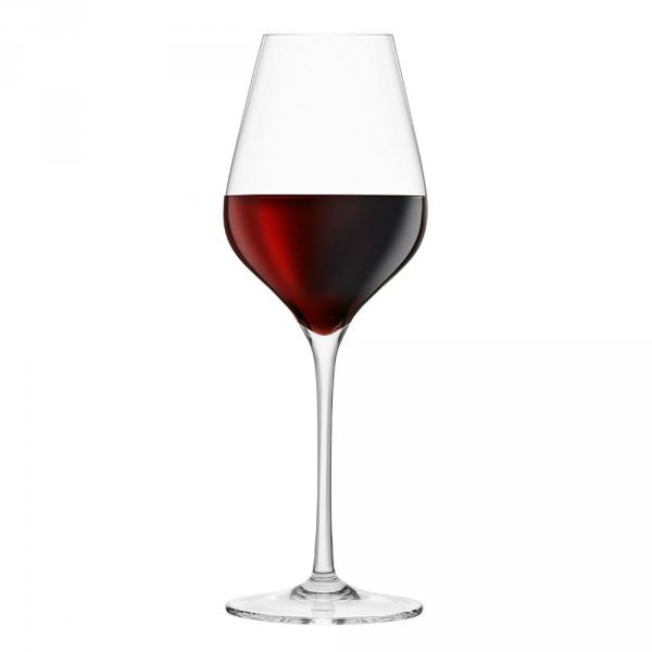 Verres Vin Bordeaux En Cristal X2 Cadeau Maestro