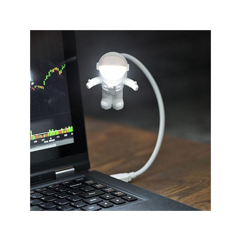 Lampe USB astronaute  CadeauLeocom