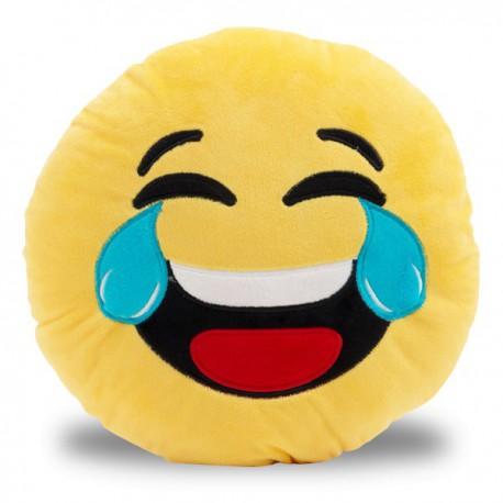 Coussin En Forme De Smiley Mort De Rire