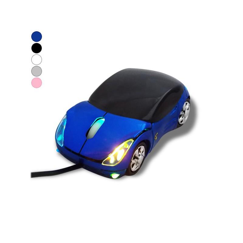 Souris USB en forme de voiture  CadeauLeocom