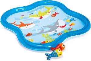 Baby zwembad vissen