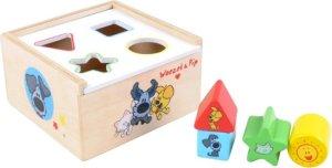 Woezel en pip vormenstoof voor baby's