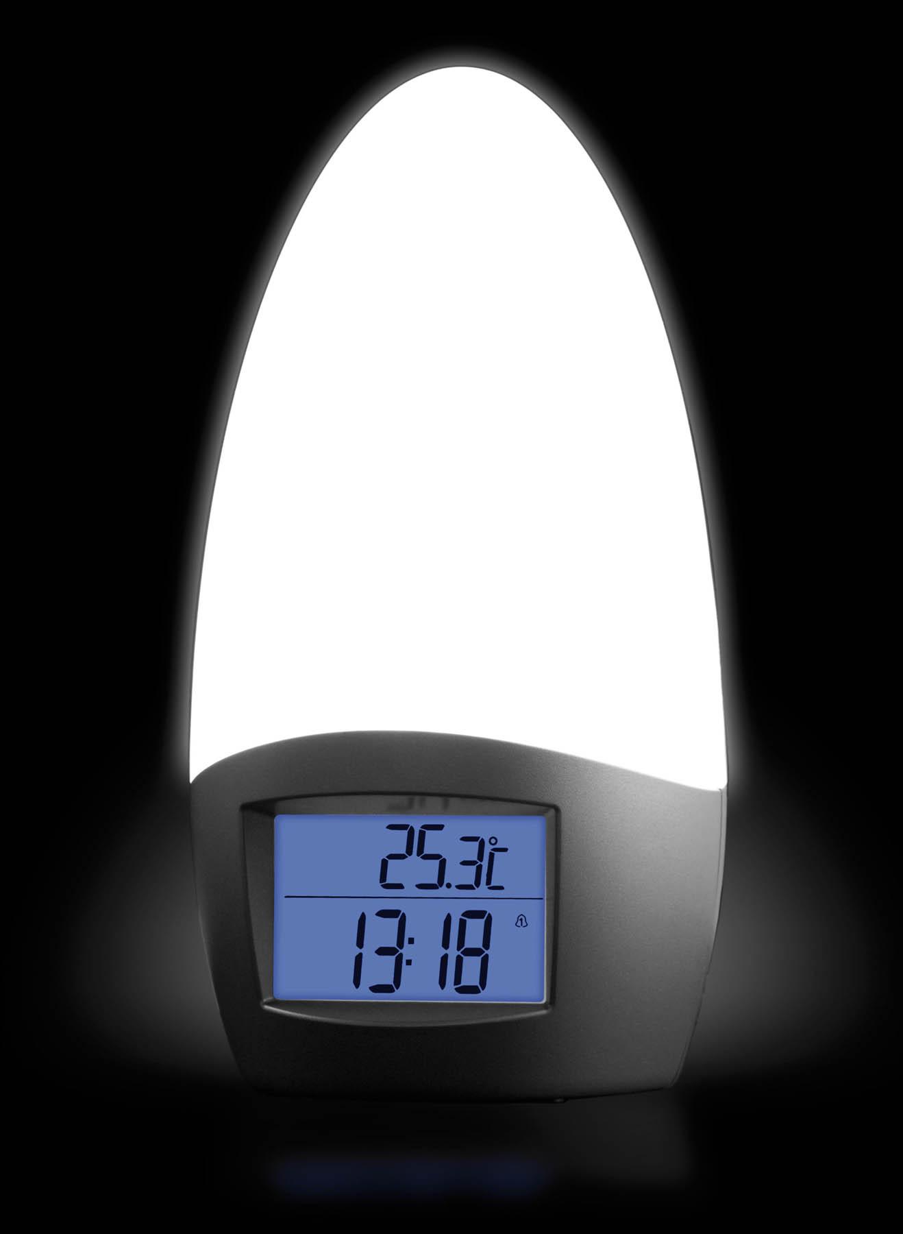 Radio Reveil Lumiere Finest Lampe De Rveil Lampe De