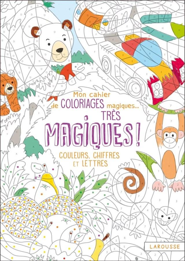 Objet Publicitaire Entreprise - Livre de coloriage chiffres lettres