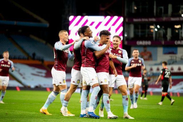 El Aston Villa aplastó al Liverpool por 7-2 como local - Fútbol - Cadena 3  Argentina