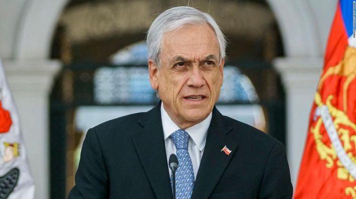 """Piñera le respondió al Gobierno: """"Chile ejerce su derecho"""" - Noticias -  Cadena 3 Argentina"""