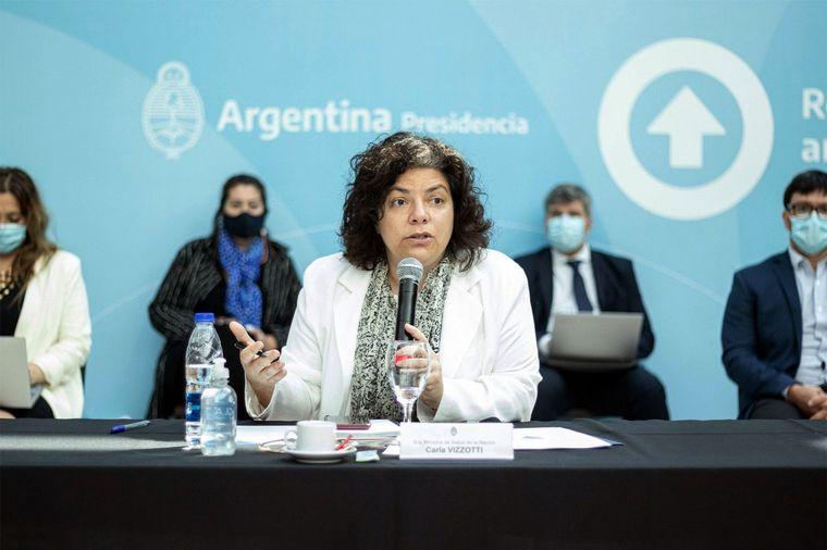 Vizzotti confirmó que se comenzó a transitar la segunda ola - Noticias -  Cadena 3 Argentina