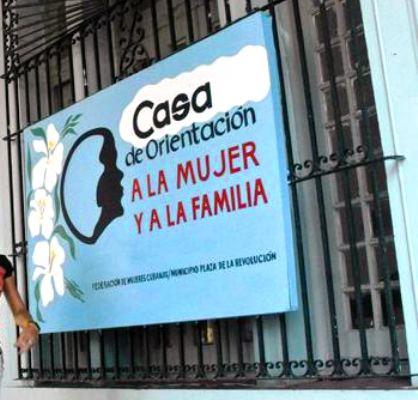 Municipio de Camagüey con mejor trabajo de Orientación a la Mujer y la Familia