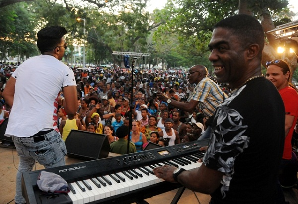 Sound in Camagüey, Feast to honor the culture