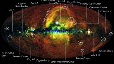 Photo of Se completó el mapa más detallado del universo en rayos X