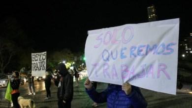 Photo of Rosario y Venado Tuerto marcharon en rebeldía a la cuarentena estricta