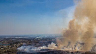 Photo of Realizarán un vuelo para evaluar el envío de brigadistas por nuevos focos de incendios