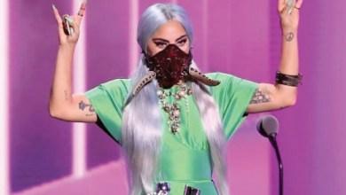Photo of Las máscaras de Lady Gaga, las protagonistas de los MTV VMA