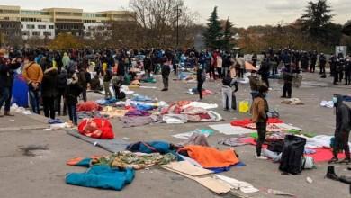 Photo of Francia: la Policía desalojó a más de 2.400 migrantes en el norte de París