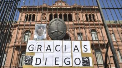 Photo of Casa Rosada espera una multitud en el velatorio de Maradona