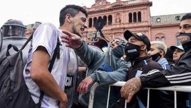 Photo of Echaron al empleado de la funeraria que filtró la foto del cuerpo de Maradona