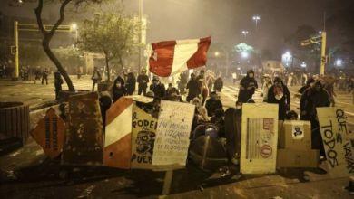 Photo of Renuncia masiva de ministros en Perú tras confirmarse dos muertes en protestas