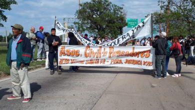 Photo of Los pescadores levantaron de manera provisoria los cortes de ruta