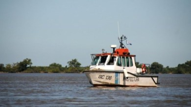 Photo of Encontraron cuerpo flotando en el río Paraná frente a la zona norte de Rosario