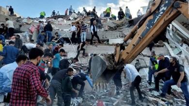 Photo of Terremoto en Turquía: rescataron a dos niñas entre los escombros