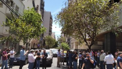 Photo of Protesta de acreedores de Vicentin contra la pesificación de sus créditos