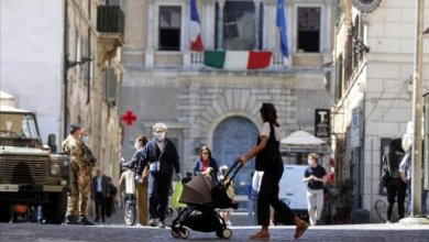 Photo of Este viernes comenzará el toque de queda nocturno en Italia