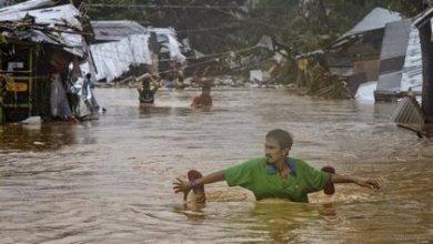 Photo of Filipinas: tifón azotó y provocó inundaciones con consecuencias fatales