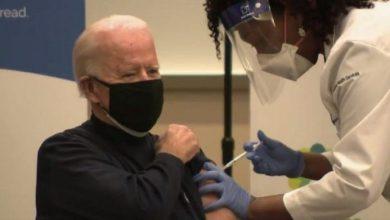Photo of Joe Biden recibió la vacuna contra el coronavirus