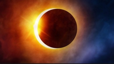 Photo of El Eclipse solar brindó un espectáculo astronómico en la Argentina