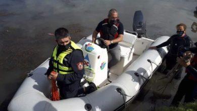 Photo of Hallaron el cuerpo del joven desaparecido en un lago artificial de un country