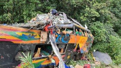 Photo of Tragedia en Brasil: desbarrancó un colectivo y murieron 21 personas