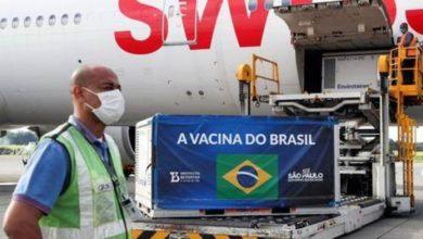 Photo of Brasil autorizó la importación de dos millones de vacunas de Oxford-AstraZeneca