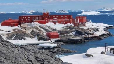 Photo of Dos fuertes sismossacudieron la Antártida y la zona central de Chile
