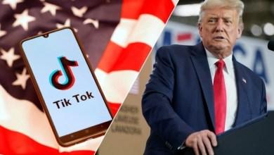 Photo of Tik Tok removió los videos de Trump en los que denuncia fraude electoral