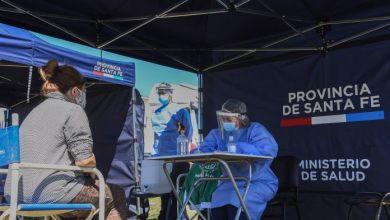 Photo of Casi 500 nuevos casos de coronavirus en la provincia y 8 muertes