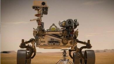 Photo of La primera foto panorámica de Marte que llega desde el Perseverance
