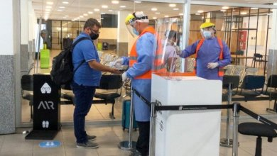 Photo of Hisoparán a pasajeros que lleguen al aeropuerto rosarino