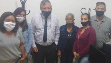 Photo of El fiscal Martínez recibió a familiares del bebé muerto en hospital de Vera