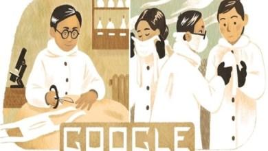 Photo of El doodle de Google recuerda al creador del barbijo