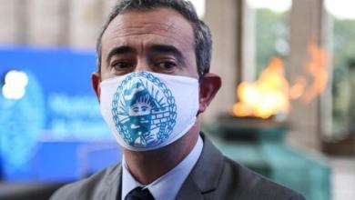 """Photo of Javkin: """"Ofrezco toda la colaboración al nuevo Ministro de Seguridad"""""""
