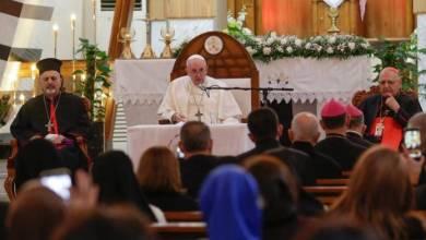 Photo of En su visita a Irak, el Papa Francisco pidió respeto por las mujeres