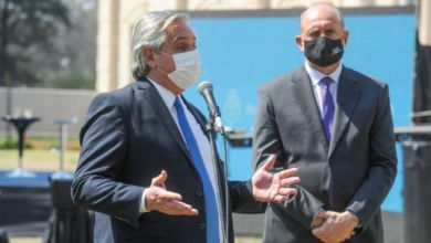 Photo of Alberto Fernández suspendió su visita a Rosario
