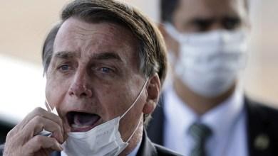 Photo of El mensaje irónico de Bolsonaro que molestó a Fernández